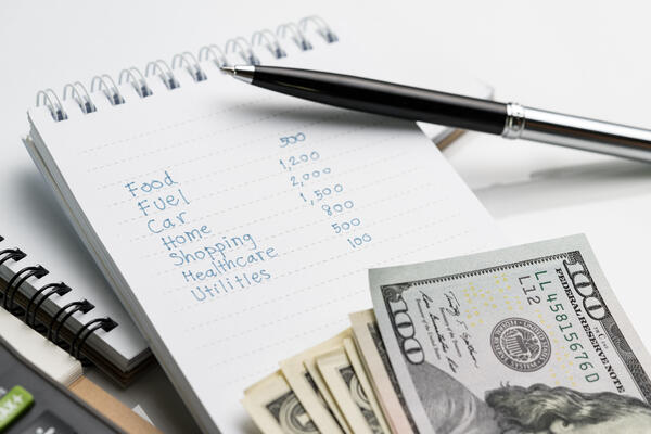 budgeting and saving, how to start saving, how to start a budget, can I afford to save, first alliance credit union