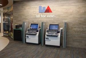 Advisor Supported Kiosk ITM Video Teller Machine First Alliance Credit Union